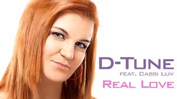 D-Tune feat. Cassi Luv - Real Love