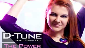 D-Tune feat. Cassi Luv - The Power